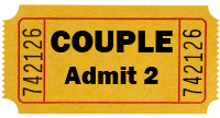 Couple Ticket