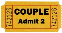 Couple Ticket